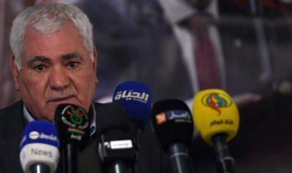 FFS : «Le peuple algérien ne croit plus aux solutions du régime»