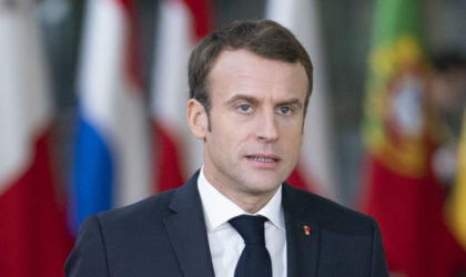 Macron «salue» la décision de Bouteflika et appelle à «une transition d'une durée raisonnable»