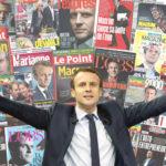 Macron-presse
