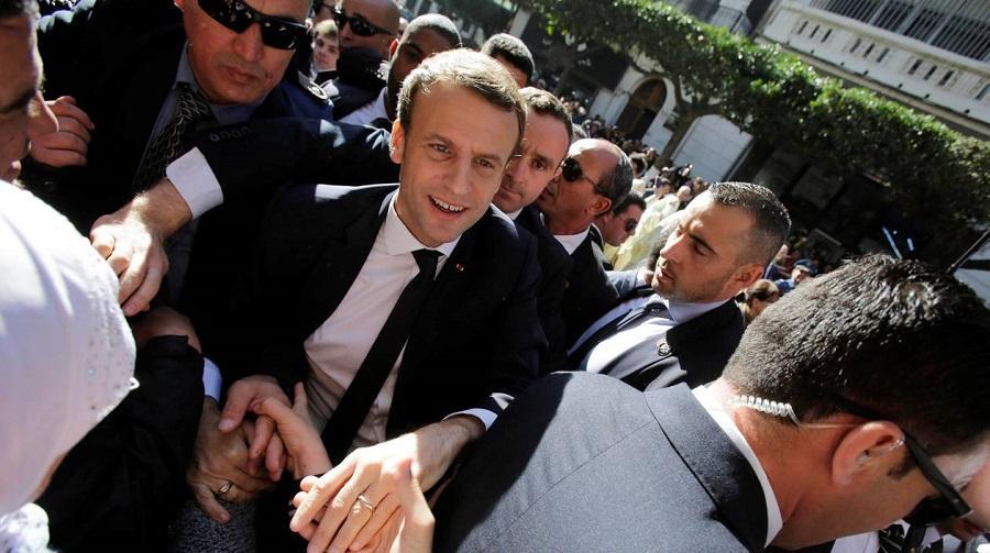 Macron déclarations
