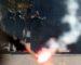 Scènes d'émeutes à la place du 1er-Mai et actes de vandalisme à El-Djazaïr