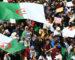 Manifestations contre les décisions de Bouteflika