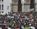 Cinquième vendredi de mobilisation populaire