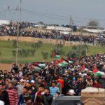 Marche Palestiniens