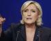 Marine Le Pen s'en prend à l'Algérie
