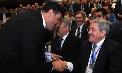Belkacem Mellah prépare un «coup d'Etat» contre Ahmed Ouyahia au RND