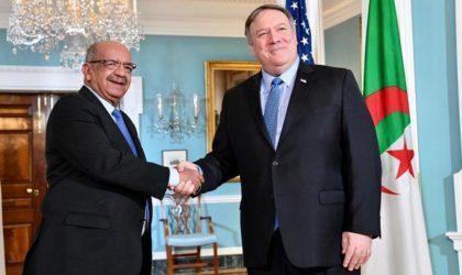 Présidentielle : assurances de Messahel contre scepticisme des Occidentaux