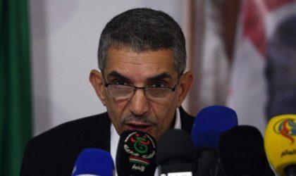 Le premier secrétaire du FFS : «L'alternative démocratique est en marche»