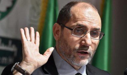 Abderrazak Mokri laisse entendre que la présidentielle pourrait être reportée