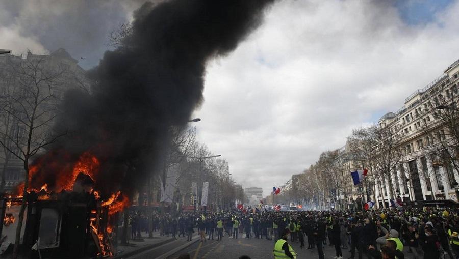 Paris Gilets