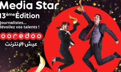 Ooredoo lance la 13e édition de son concours Media Star