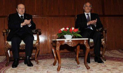 Une source proche de la Présidence : «Belaïz attend un ordre de Bouteflika»