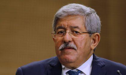 Cent membres du conseil national du RND exigent la démission immédiate d'Ahmed Ouyahia