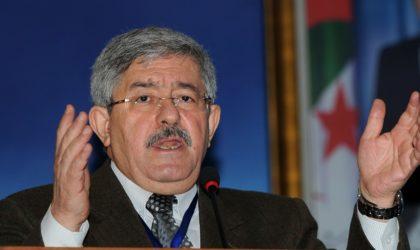 Les membres du conseil national du RND réclament la démission d'Ouyahia