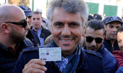 Dépôt de plainte à Chlef contre Rachid Nekkaz pour usurpation d'identité