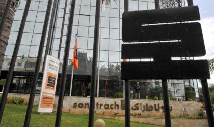 Hausse du chiffre d'affaires en 2018 du groupe Sonatrach