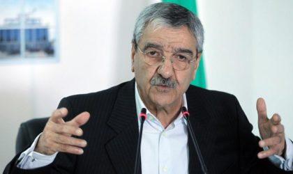 Sadi révèle le contenu de la discussion lors de sa rencontre avec Brahimi