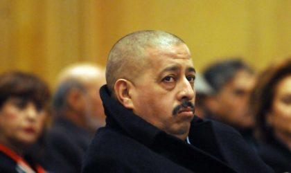 Belabbas affirme que Tahkout a été refoulé à l'aéroport d'Alger, ce dernier dément