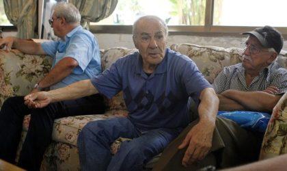Yacef Saâdi dénonçait «l'excitation généralisée» et «l'imposture»