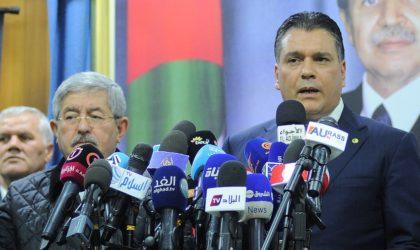 Le revirement du FLN et du RND prélude au départ de Bouteflika le 28 avril