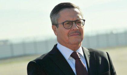 L'ambassadeur d'Algérie en France défend l'option du cinquième mandat