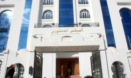 Important dispositif sécuritaire autour du Conseil constitutionnel