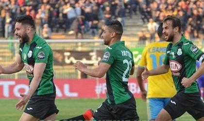 CS Constantine-SC Ismaïly (3-2) : le CSC fait un grand pas vers la qualification