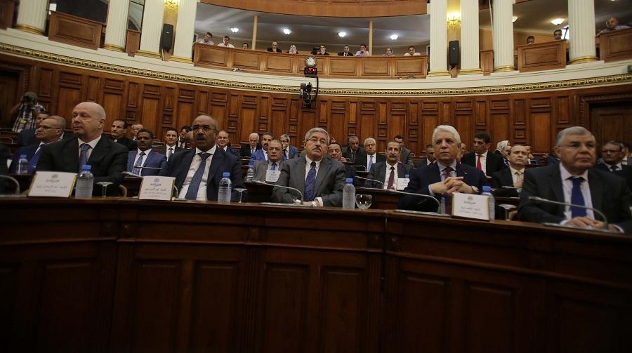 ministres gouvernement Ouyahia