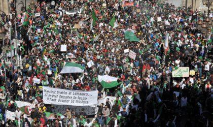 Manifestation à Alger ce 29 mars