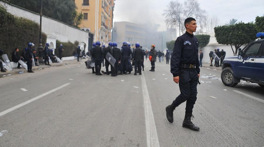police correspondant