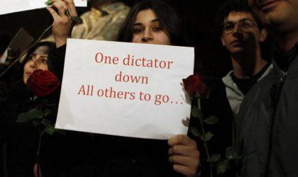 Que sont venus faire des activistes tunisiens à Alger en pleine révolte ?