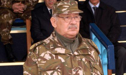 Troisième discours du chef d'état-major à partir de Ouargla