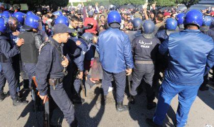 Talaie El-Houriyet dénonce la répression de la marche des étudiants