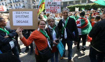Demandons le prix Nobel de la paix pour le peuple algérien!