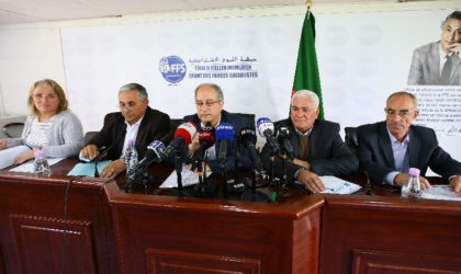 FFS : «La responsabilité de cette crise dangereuse incombe au pouvoir illégitime»