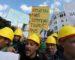 Imposante marche des travailleurs à Alger malgré un dispositif sécuritaire important