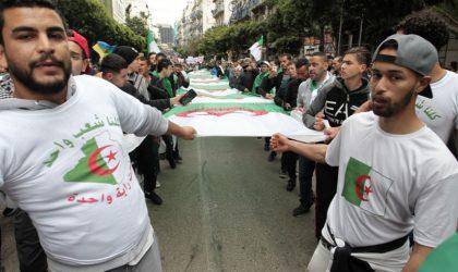 9evendredi de manifestations: les Algériens toujours déterminés et mobilisés