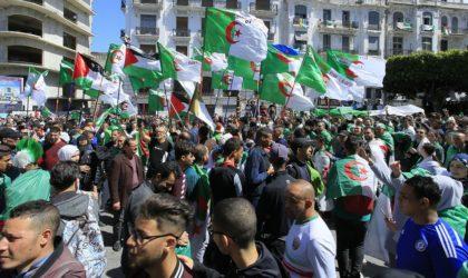 Des représentants de l'intifadha populaire sont-ils nécessaires ?