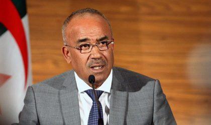 La démission de Tayeb Belaïz serait suivie par celle de Noureddine Bedoui