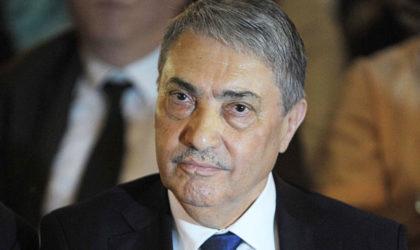 Ali Benflis demande la neutralisation des «forces extra-constitutionnelles»