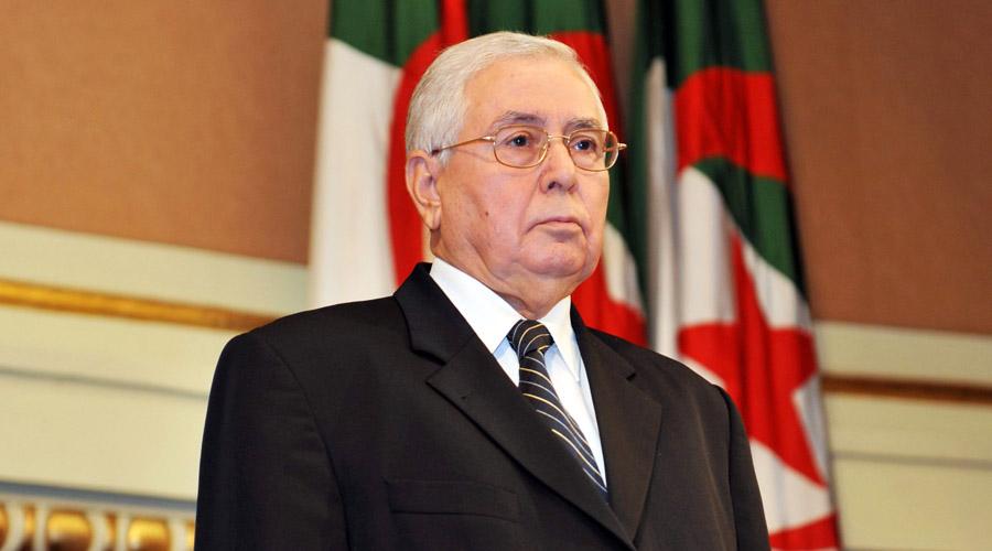 Bensalah Bensalah chef de l'Etat