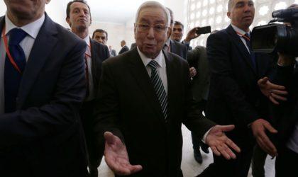 Bensalah-Bedoui : les non-dits sur une rencontre à l'ordre du jour sensible