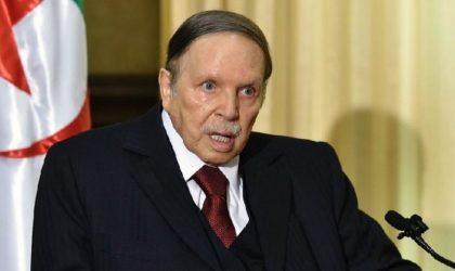 La presse internationale évoque «une sortie sans gloire» de Bouteflika