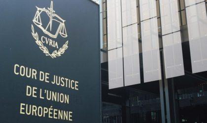 Le Front Polisario saisit la CJUE d'un recours en annulation de l'accord UE-Maroc