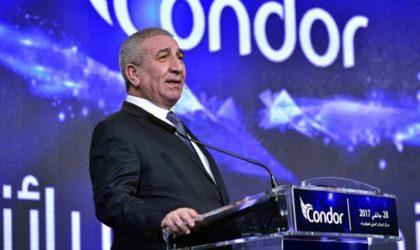 Dans le cadre de sa politique d'internationalisation : Condor présent au salon Project Qatar à Doha