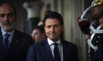 L'Italie compte sur le soutien de l'Algérie pour contrer Khalifa Haftar en Libye