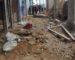 Alger : effondrement d'une partie d'un immeuble à Hussein Dey