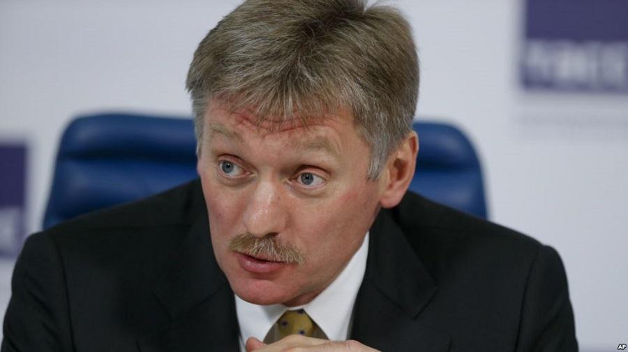 Dmitri Peskov démissionBouteflika