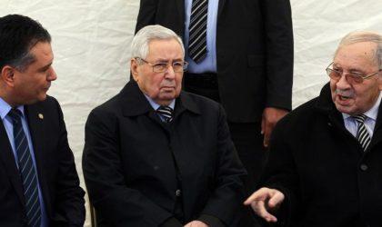 Le discours de Bensalah après sa désignation au poste de président