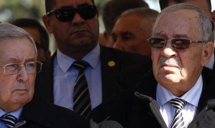 Hassan Aribi annonce le départ imminent de Bensalah, Belaïz et Bedoui